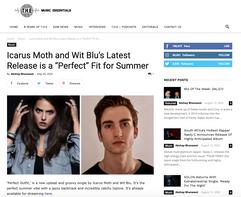 Icarus Moth Press- Artist Campaign