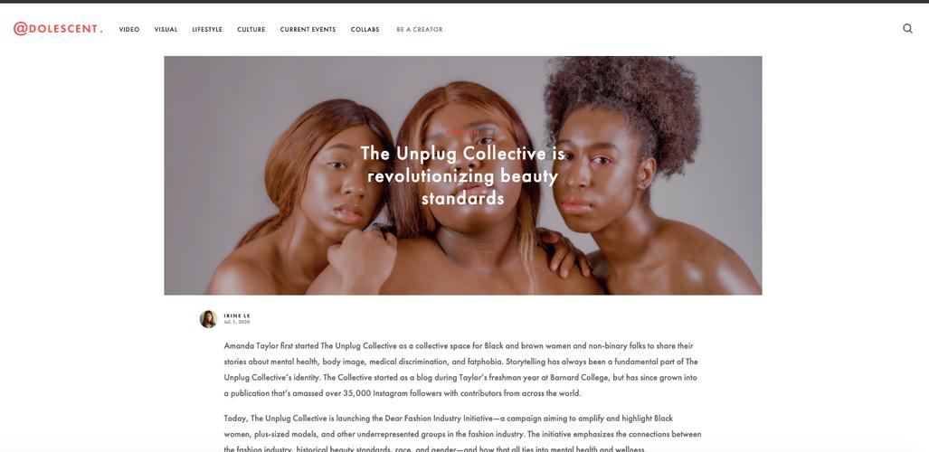 The Unplug Collective Press