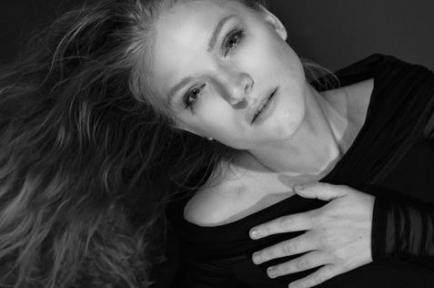 Linda Bancroft Photographed by Gabriella Bavaro for Genesis Level Models