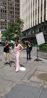 Shooting for Janique Fashions with Photographer Yuki Tei