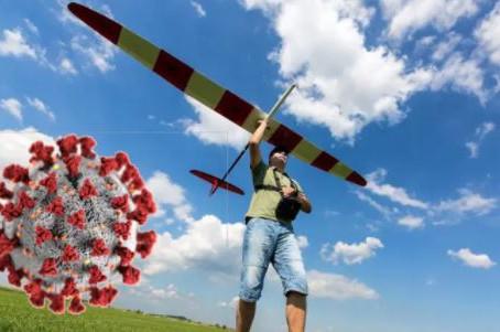 Individueller Modellflug auf Vereinsgeländen weiter möglich