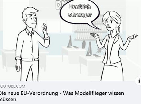 Die neue EU-Verordnung - was Modellflieger wissen müssen