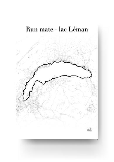 Run mate -lac Léman