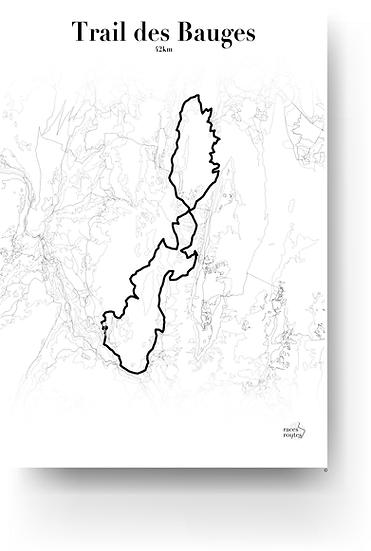 Trail des Bauges - 42km