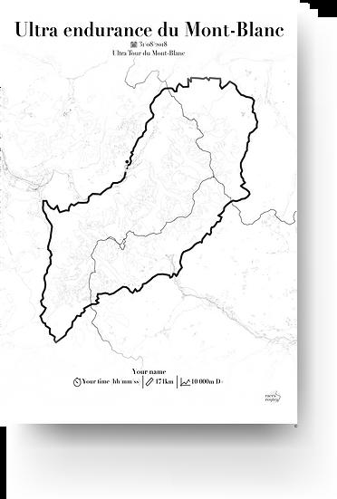 Ultra endurance du Mont-Blanc (Ultra Tour du Mont-Blanc)