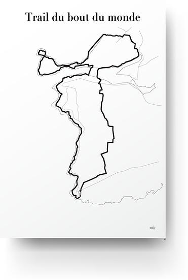 Trail du bout du monde - 20km
