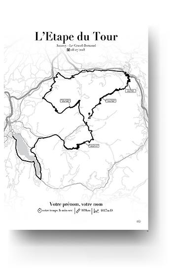 L'Etape du Tour - Annecy-Le Grand Bornand