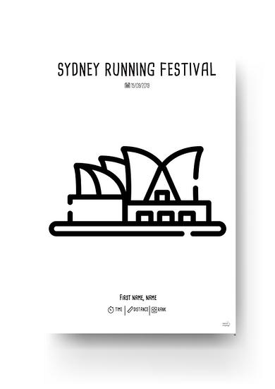 Sydney Running Festival - OPERA