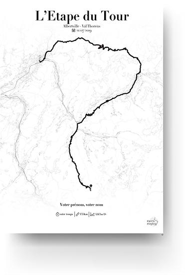 L'Etape du Tour - Albertville-Val Thorens