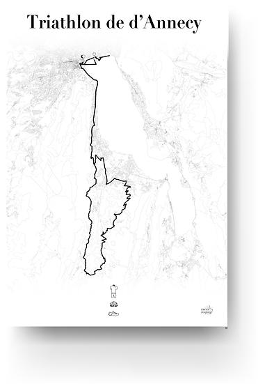 Triathlon de d'Annecy