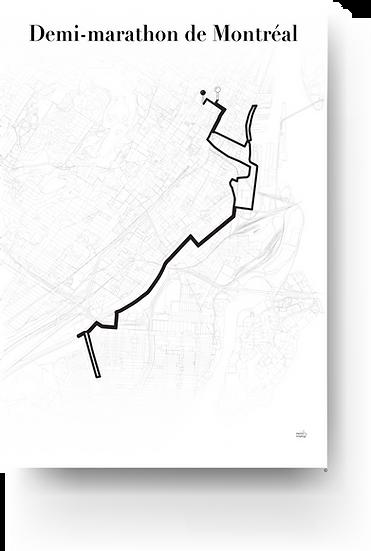 Montreal Half marathon