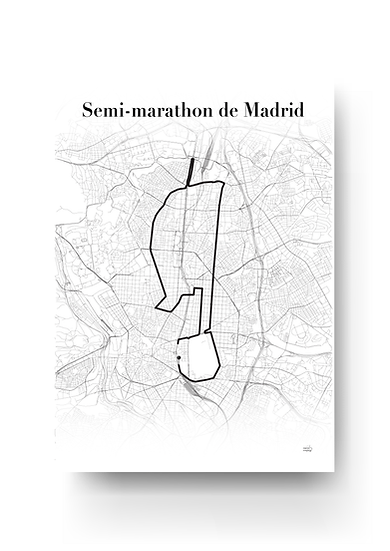 Semi-marathon de Madrid