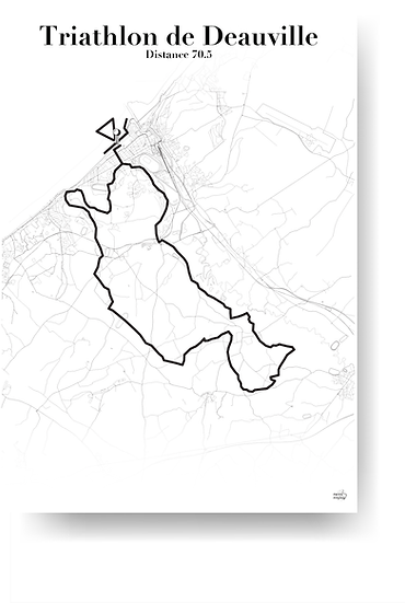 Triathlon de Deauville - Distance 70.5