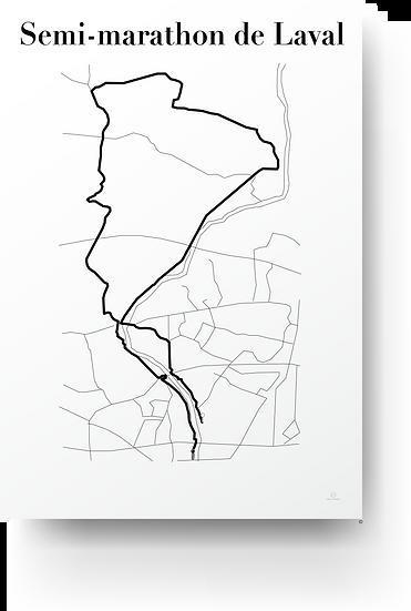 Laval Half marathon
