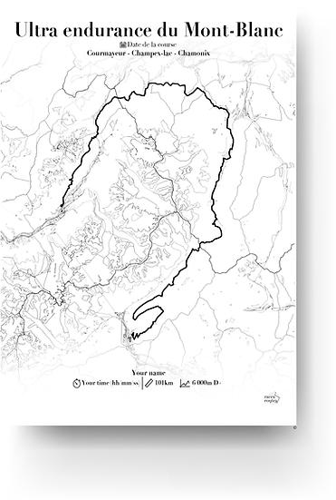 Ultra endurance du Mont-Blanc (Courmayeur - Champex-lac - Chamonix)