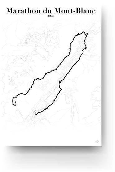 Marathon du Mont-Blanc - 23km