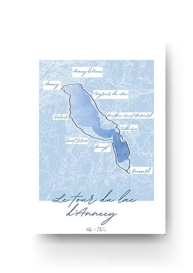 Le Tour du Lac d'Annecy