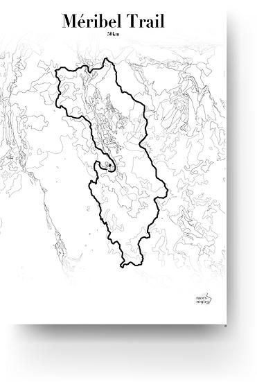 Méribel Trail - 50km