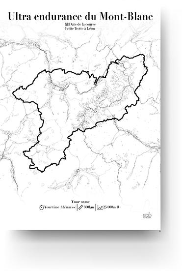 Ultra endurance du Mont-Blanc (Petite Trotte à Léon)