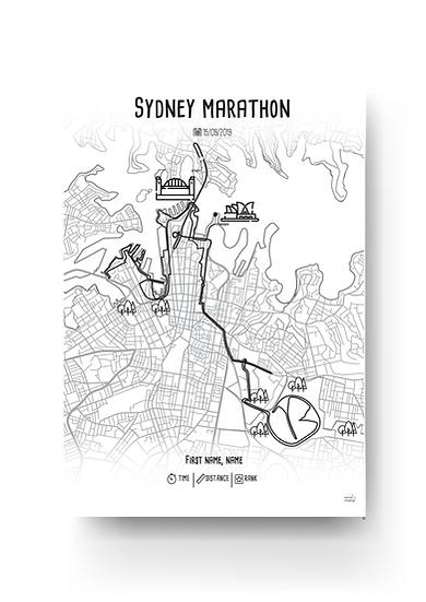 Sydney Running Festival - MARATHON