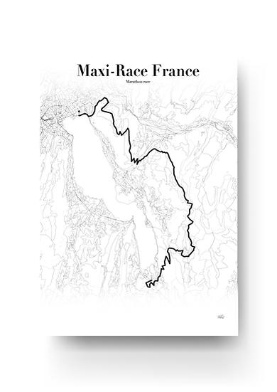 Maxi-Race - Marathon Race