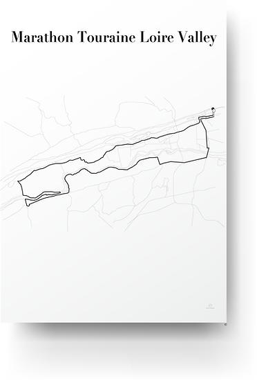 Touraine Loire valley Marathon