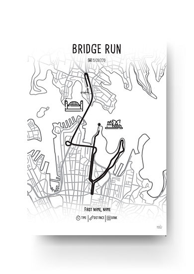Sydney Running Festival - BRIDGE RUN