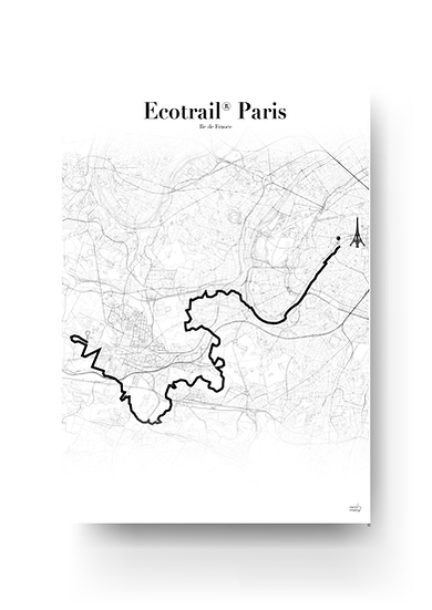 Ecotrail® from Paris 45km