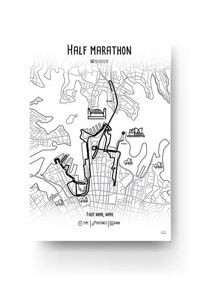 Sydney Running Festival - HALF MARATHON