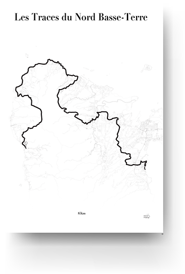 Les Traces du Nord Basse Terre - 85km