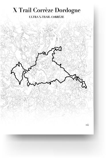 X Trail Corrèze Dordogne - Ultra trail