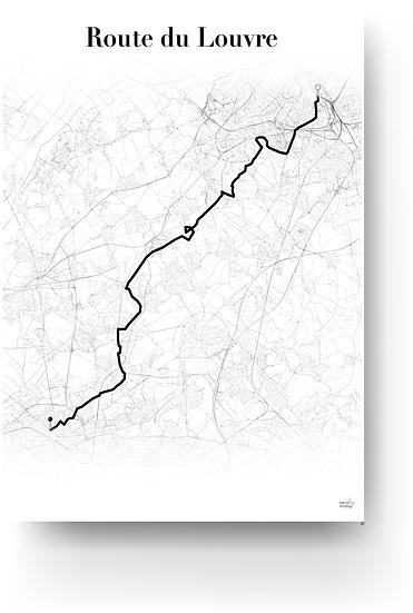 Route du Louvre