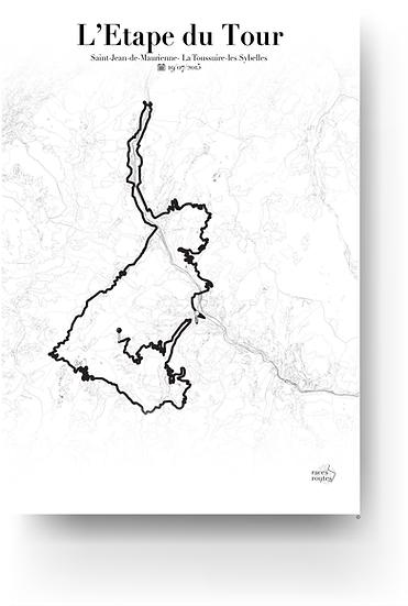 L'Etape du Tour - Saint-Jean-de-Maurienne- La Toussuire-les Sybelles
