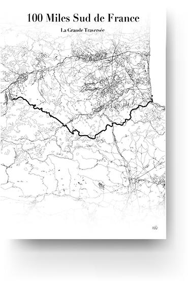 100miles sud de France - La grande traversée
