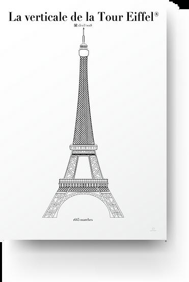 La verticale de la Tour Eiffel (Vertical race)