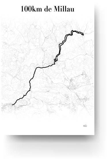 100km de Millau