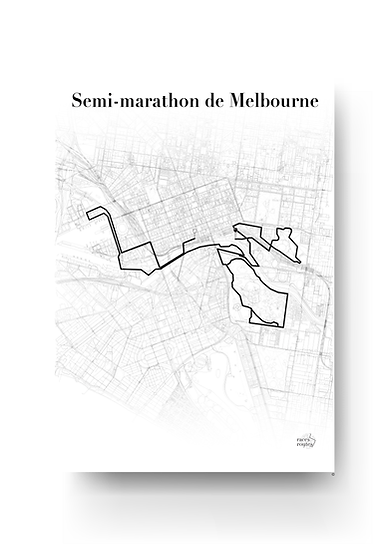 Semi-marathon de Melbourne
