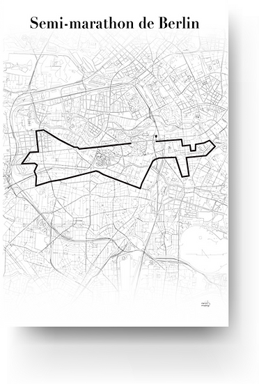 Semi marathon de Berlin