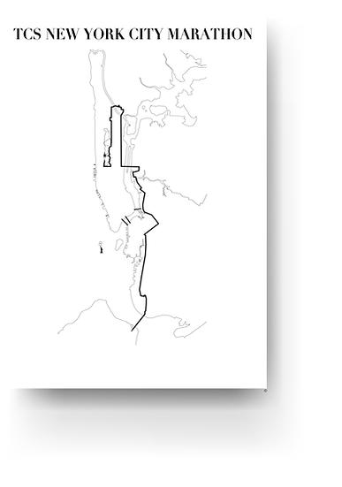 TCS® New-York City Marathon- Version3