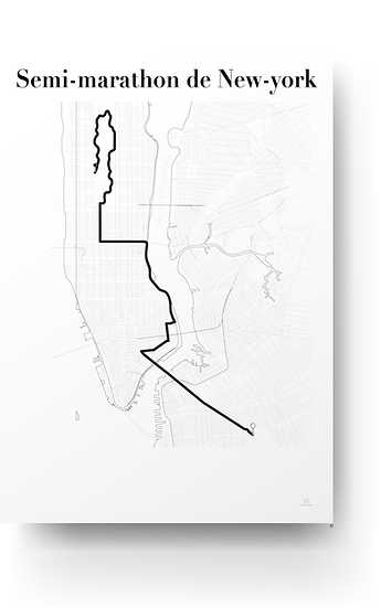 Semi-marathon de New-York