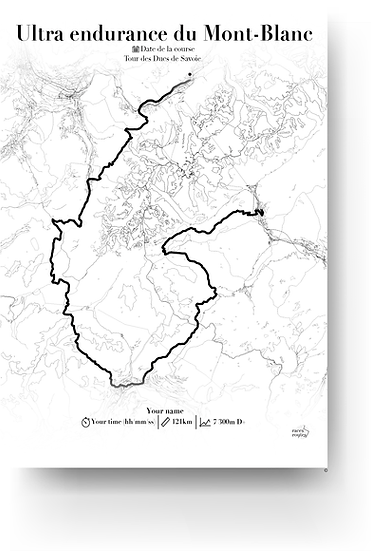 Ultra endurance du Mont-Blanc (Tour des Ducs de Savoie)