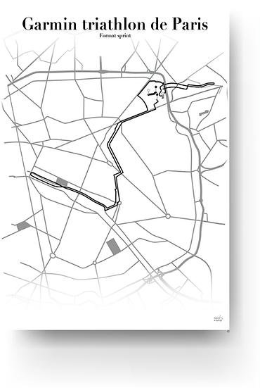Garmin® triathlon de Paris - Sprint