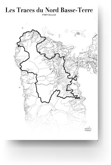 Les Traces du Nord Basse Terre - 154km