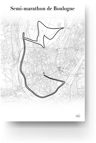 Boulogne Half marathon
