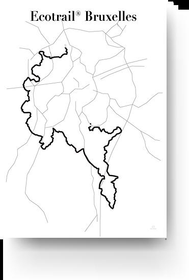 Ecotrail® de Bruxelles 80km