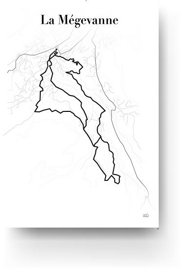 La Mégevanne - 16km