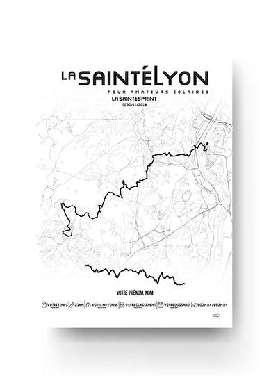 La SaintéSprint