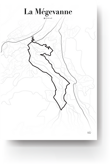 La Mégevanne - 8km