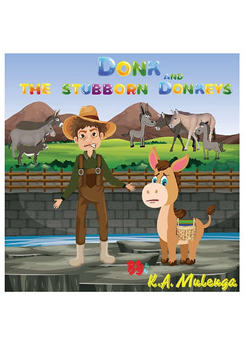 Donk and the Stubborn Donkeys