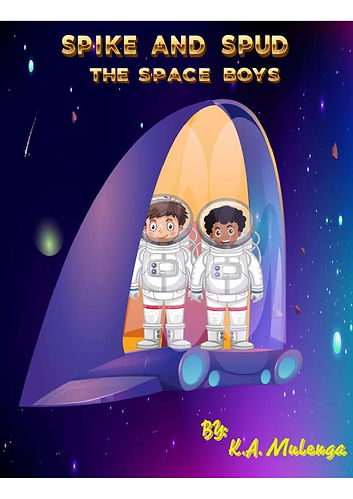Spike and Spud, The Spaceboys